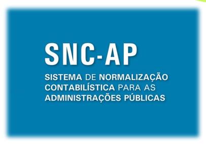 SISTEMA DE NORMALIZAÇÃO CONTABILÍSTICA PARA AS ADMINISTRAÇÕES PÚBLICAS